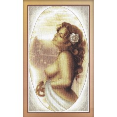 Cross Stitch Kit Morning Breeze art. ER-1256