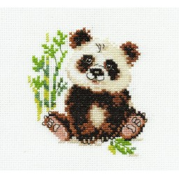 Cross Stitch Kit Panda art. 0-145