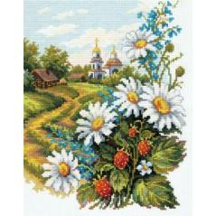 Cross Stitch Kit Lovely heart art. 43-12