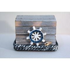 Mini sea box Rudder