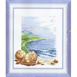 Cross Stitch Kit By the sea art. 209