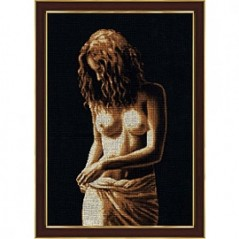 Cross Stitch Kit The nude GT-033