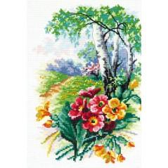 Cross Stitch Kit May blossom art. 43-11