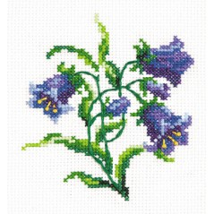 Cross Stitch Kit Bluebell art. 28-07