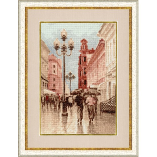 Cross Stitch Kit Arbat GM-013