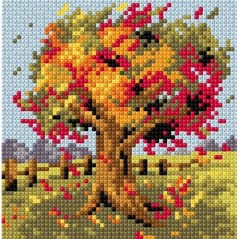 TAPESTRY CANVAS 15x15cm 2290D