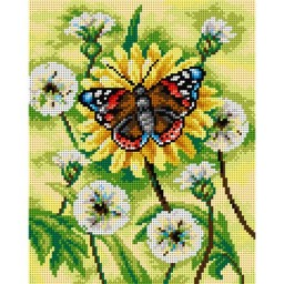 TAPESTRY CANVAS Summer Meadow 24X30cm 2670H