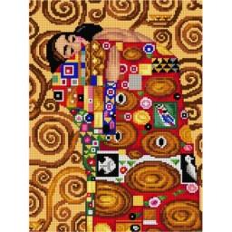 TAPESTRY CANVAS The Tree of Life (fragment) after Gustav Klimt 30X40cm 3149J