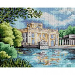 TAPESTRY CANVAS Palace 40X50cm 2353M