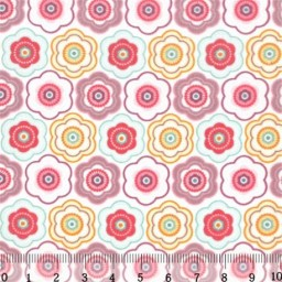 Fabric for Patchwork, crafting and embroidery Patchwork Collection N2 AM594002T