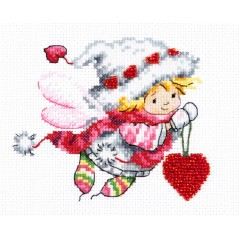 Cross Stitch Kit Cherished art. 80-07