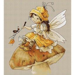 Cross Stitch Kit The Fairy B1109