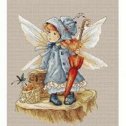 Cross Stitch Kit The Fairy B1110