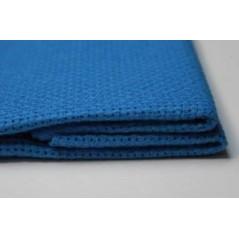 1 Pc Blue Cotton Aida 11ct 50 x 50 cm