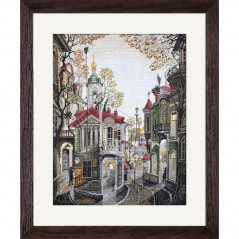 Cross Stitch Kit In the city AM3002