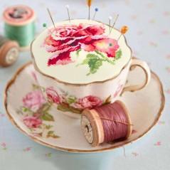 Cross Stitch Kit Beautiful Rose art. 150-001