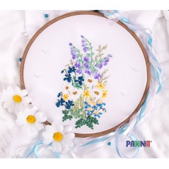Embroidery Kit Garden Lyricism C-1457