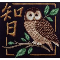 Cross Stitch Kit Wisdom I-1689