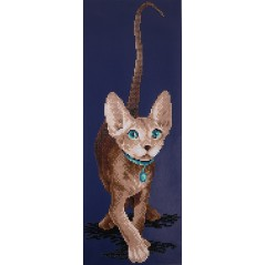 DIAMOND PAINTING KIT CAT SPHINX  ALVR-10 010