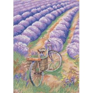 Cross Stitch Kit The Beauty of Provence PS-1899