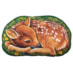 Cross Stitch Kit Fawn (Cushion Front) PD-7133