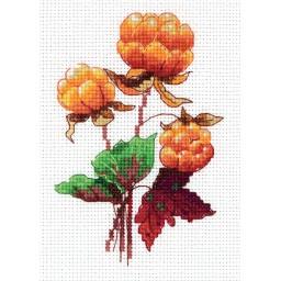 Cross Stitch Kit Сloudberry art. 8-340