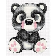 Cross Stitch Kit Gigi the Panda art. 8-372