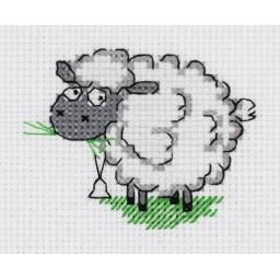 Cross Stitch Kit Sheep art. 8-383