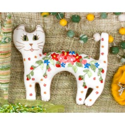 Sewing kit Sweet Cat IG-1178