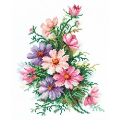 Cross Stitch Kit Cosmos art. 40-54