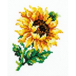 Cross Stitch Kit Sunflower art. 28-04