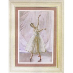 Cross Stitch Kit Debut (ballerina) PK-059