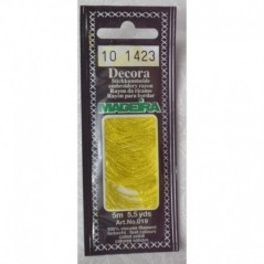 MADEIRA Decora embroidery floss 5m Art. 019 Col. 1423