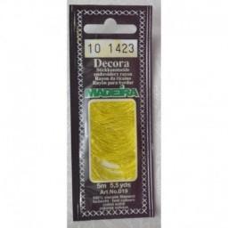 MADEIRA Decora embroidery floss 5m Art. 019 Col. 1423
