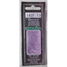 MADEIRA Decora embroidery floss 5m Art. 019 Col. 1431