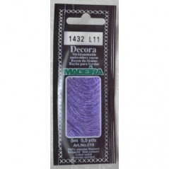 MADEIRA Decora embroidery floss 5m Art. 019 Col. 1432