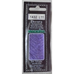 MADEIRA Decora embroidery floss 5m Art. 019 Col. 1432