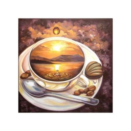 DIAMOND PAINTING KIT COFFEE YOURNEY AZ-1171 Pre-order only