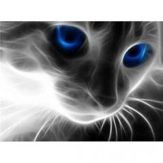 DIAMOND PAINTING KIT CATS EYE AZ-1232