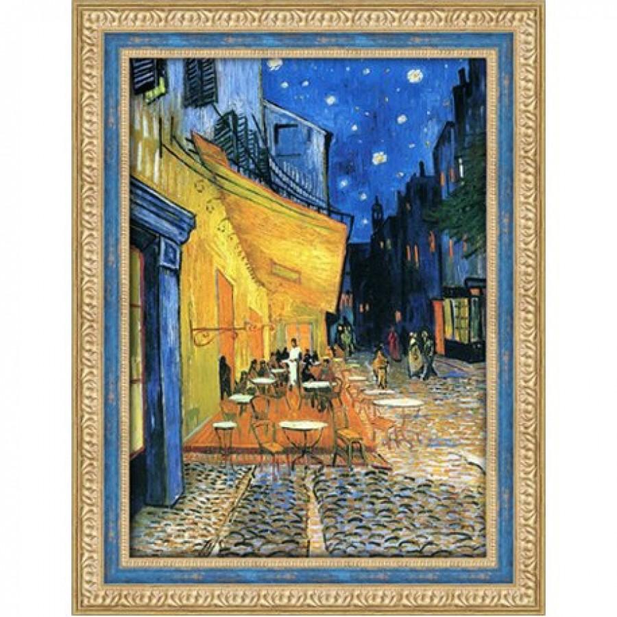 night cafe painting