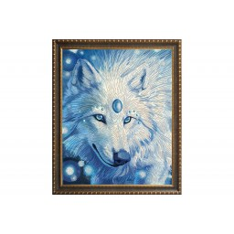 DIAMOND PAINTING KIT KING OF THE NORTH AZ-3022