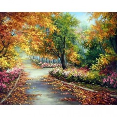 DIAMOND PAINTING KIT OCTOBER WD102