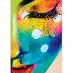 DIAMOND PAINTING KIT FESTIVAL OF COLOURS WD149