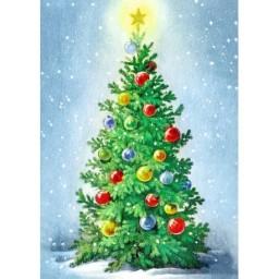 DIAMOND PAINTING KIT CHRISTMAS TREE WD2439 Pre-order