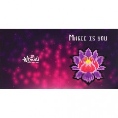 DIAMOND PAINTING CARD MAGIC IS YOU WC0139