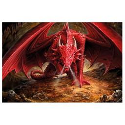DRAGON'S LAIR PRIME 3D PUZZLE 150 PIECES