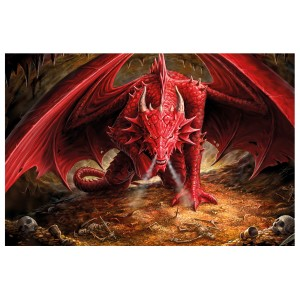 DRAGON'S LAIR PRIME 3D PUZZLE 150 PIECES
