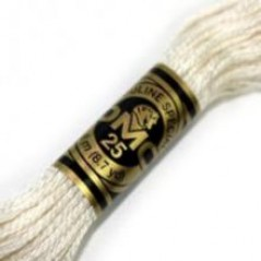 DMC Stranded Cotton Thread art. 117 col. Ecru