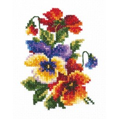 Cross Stitch Kit Bright lights art. 28-02