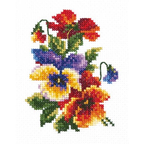 Cross Stitch Kit Bright lights art. 28-02